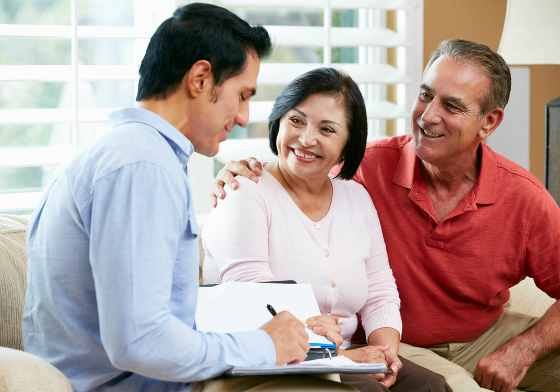Financial Advisor helps you chose the best method of financing your renovations or home purchase