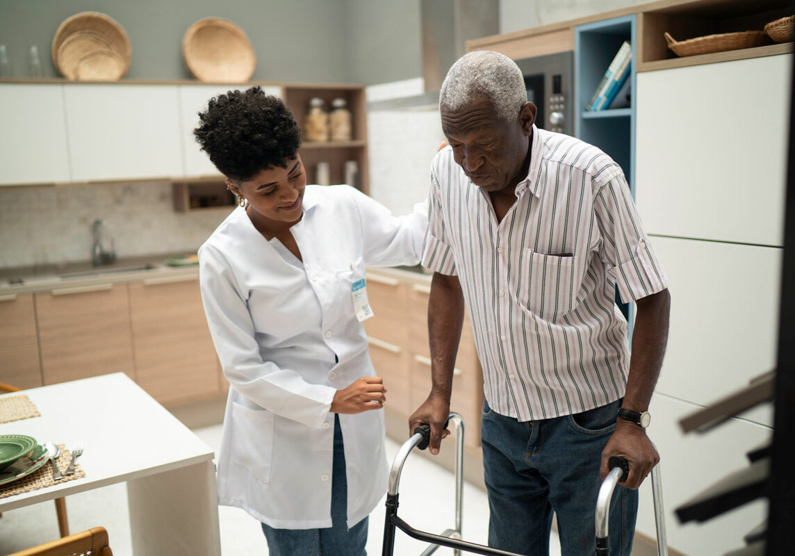 Occupational Therapist Identifies and prioritizes modifications